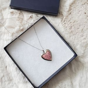 Sterling Silver Picture Heart Locket